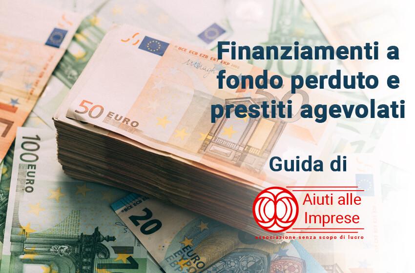 Finanziamenti Fondo Perduto e Prestiti Agevolati (Guida 2020)