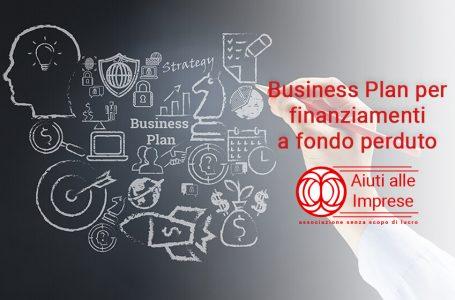 Business Plan per Finanziamenti a Fondo Perduto
