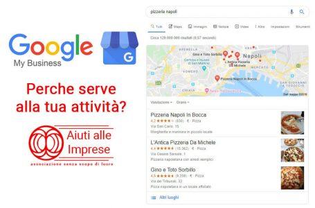 Google My Business Perchè serve alla tua attività