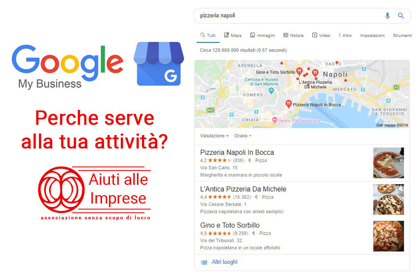 Google My Business: perché serve alla tua attività?