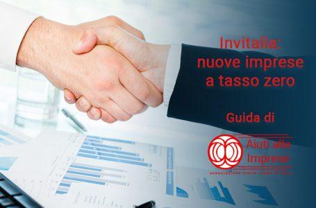 Invitalia Nuove Imprese a Tasso Zero Guida 2020