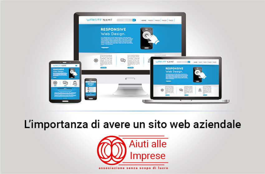 L'importanza del sito web aziendale