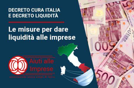 Decreto Cura Italia e Liquidità Imprese | Prestiti Garantiti 100%